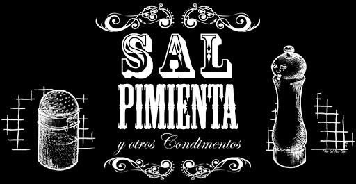 SAL-y-pimienta